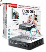 Приёмник DVB-T2 DC930HD D-COLOR